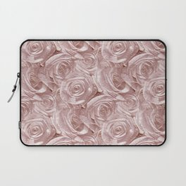 Decoration pattern of pink Roses Laptop Sleeve