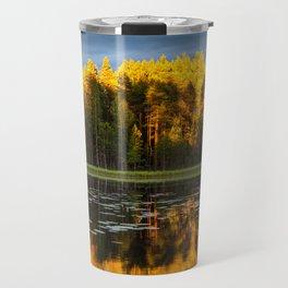 Fall Reflection Travel Mug