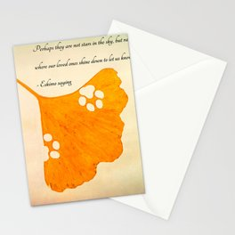 Star in the Sky Stationery Cards