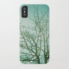 Cold Light iPhone X Slim Case