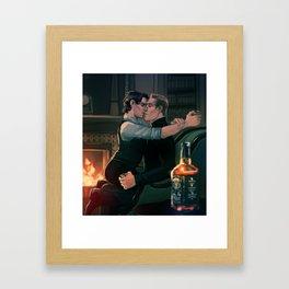 Cherik Framed Art Print