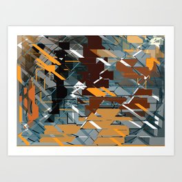 Name of the Wind 5: kvothe Art Print