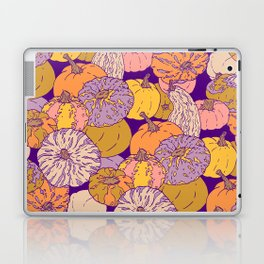 Pumpkin pattern Laptop & iPad Skin