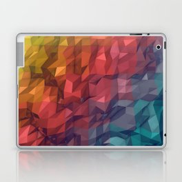Poly Colours  Laptop & iPad Skin