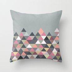 Nordic Combination 13 Throw Pillow