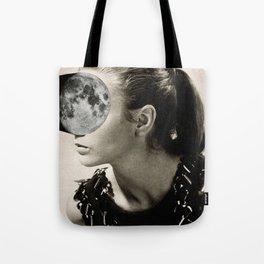 Fill the moon ll (2015) Tote Bag