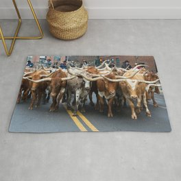 National Western Stock Show Parade Rug