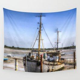 The Ranger Boat Heybridge Essex Wall Tapestry