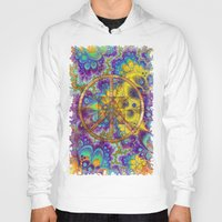 hippy Hoodies featuring Hippy 1 Psychedelic by BohemianBound