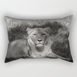 Lion 1 Rectangular Pillow