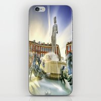apollo iPhone & iPod Skins featuring Oh Apollo! by ExperienceTheFrenchRiviera