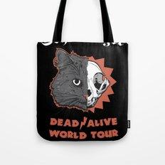 Schrödinger - DEAD/ALIVE World Tour Tote Bag