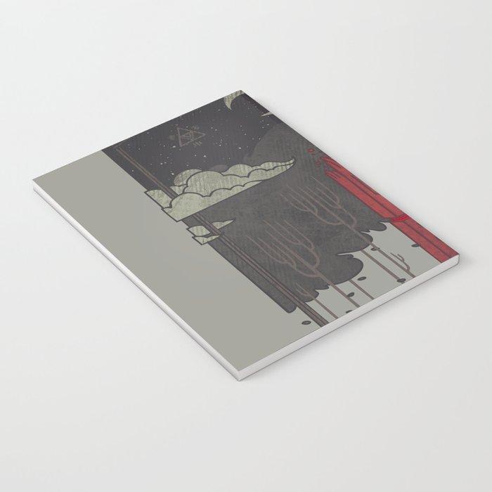 The Lost Obelisk Notebook