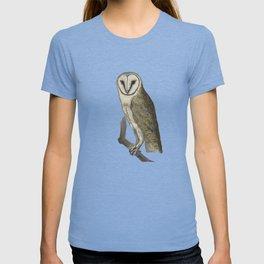 An owl look out T-shirt