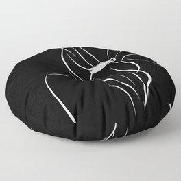 Femme Floor Pillow