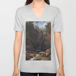 Glen Ellis Falls - Digital Remastered Edition Unisex V-Neck