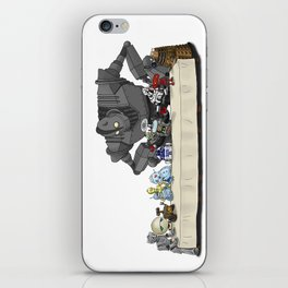 Robts Don't Need to Eat iPhone Skin