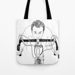 Bike Brett  Tote Bag