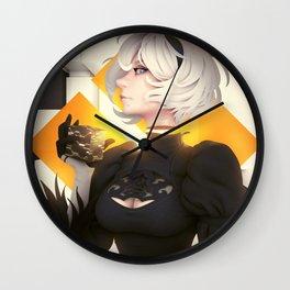 2B Wall Clock