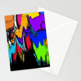 Mess Up Down Stationery Cards