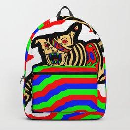 Colour Tiger Backpack