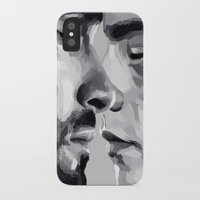 sterek iPhone & iPod Cases featuring sterek by Finduilas