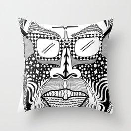 Bigo Throw Pillow