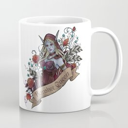 Queen of the Forsaken Coffee Mug