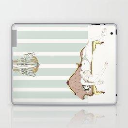 Chaise longue Laptop & iPad Skin