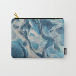 Blue 3 Carry-All Pouch