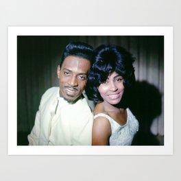 Ⓢ.в. ⑦⑧ Ⓜⓘⓛⓛⓨ - Tina Anna Mae Bullock Turner - Society6 Online Icon - Shop Music Photography 6654 Art Print