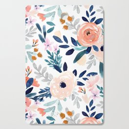 Jolene Floral Cutting Board