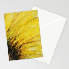 Big Yellow Daisy Stationery Cards
