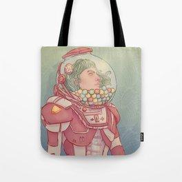 Gumballnaut Tote Bag