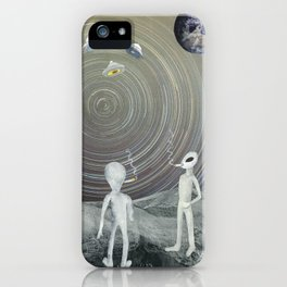 Void Chasers iPhone Case