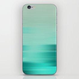 """Abstract Ocean Porstroke (Pattern)"" iPhone Skin"