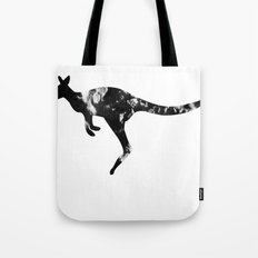 Kangaroo (The Living Things Series) Tote Bag