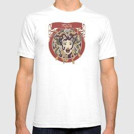 foolish medusa (purple) T-shirt