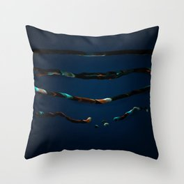 #Transitions XXXII - Lost Throw Pillow