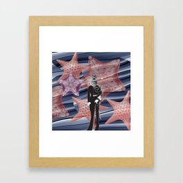 General Gears Framed Art Print