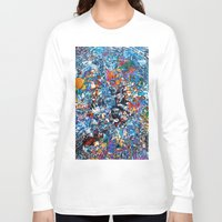 fruit Long Sleeve T-shirts featuring Fruit by Stephen Linhart