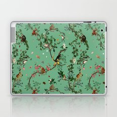 Monkey World Green Laptop & iPad Skin