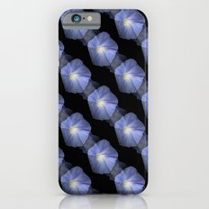 Morning Glory Illusion On Black iPhone 6s Slim Case