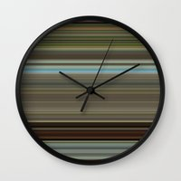 pi Wall Clocks featuring Pi by rob art | simple