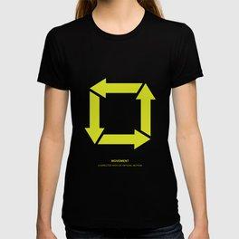 Design Principle FIVE - Movement T-shirt