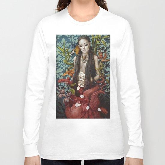 Recueillement Long Sleeve T-shirt