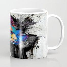 Facial Expression Coffee Mug