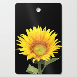 Sunflower Cutting Board
