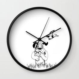 DuckHunt Wall Clock