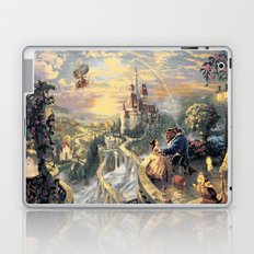 Beauty and the Beast - Tale As Old As Time Laptop & iPad Skin